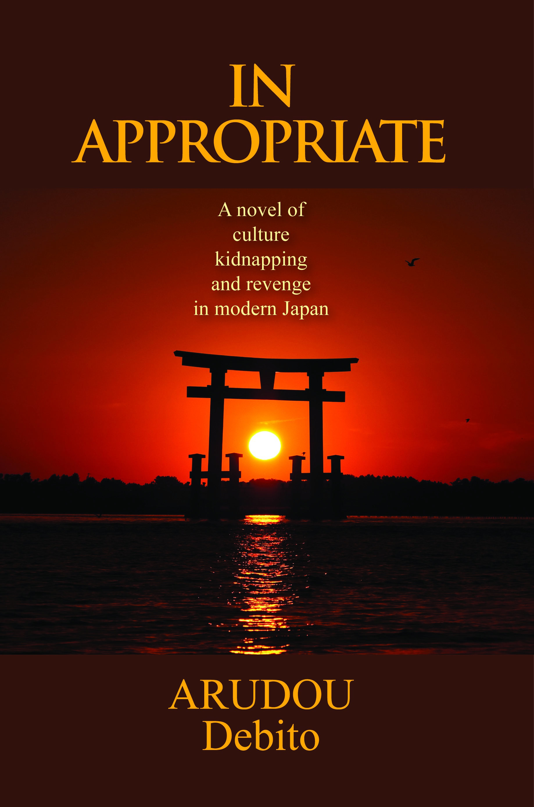 Cover for novel IN APPROPRIATE