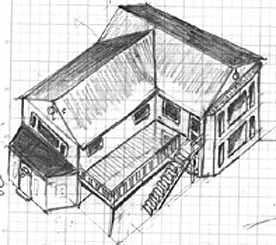 If Valley Slopes 17 Deg Whats Pitch  mon Rafters 75247 also 216792 likewise Woodplans as well  on building a lean tool shed