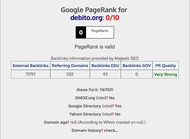 GooglePageRank070514